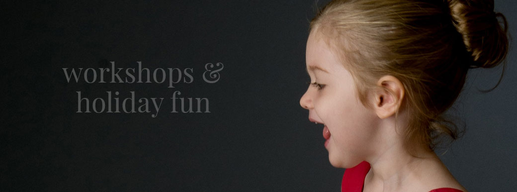 dancing, singing, acting workshops in selby, york in the school holidays